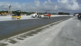 GEOWEB Pavement Reduction
