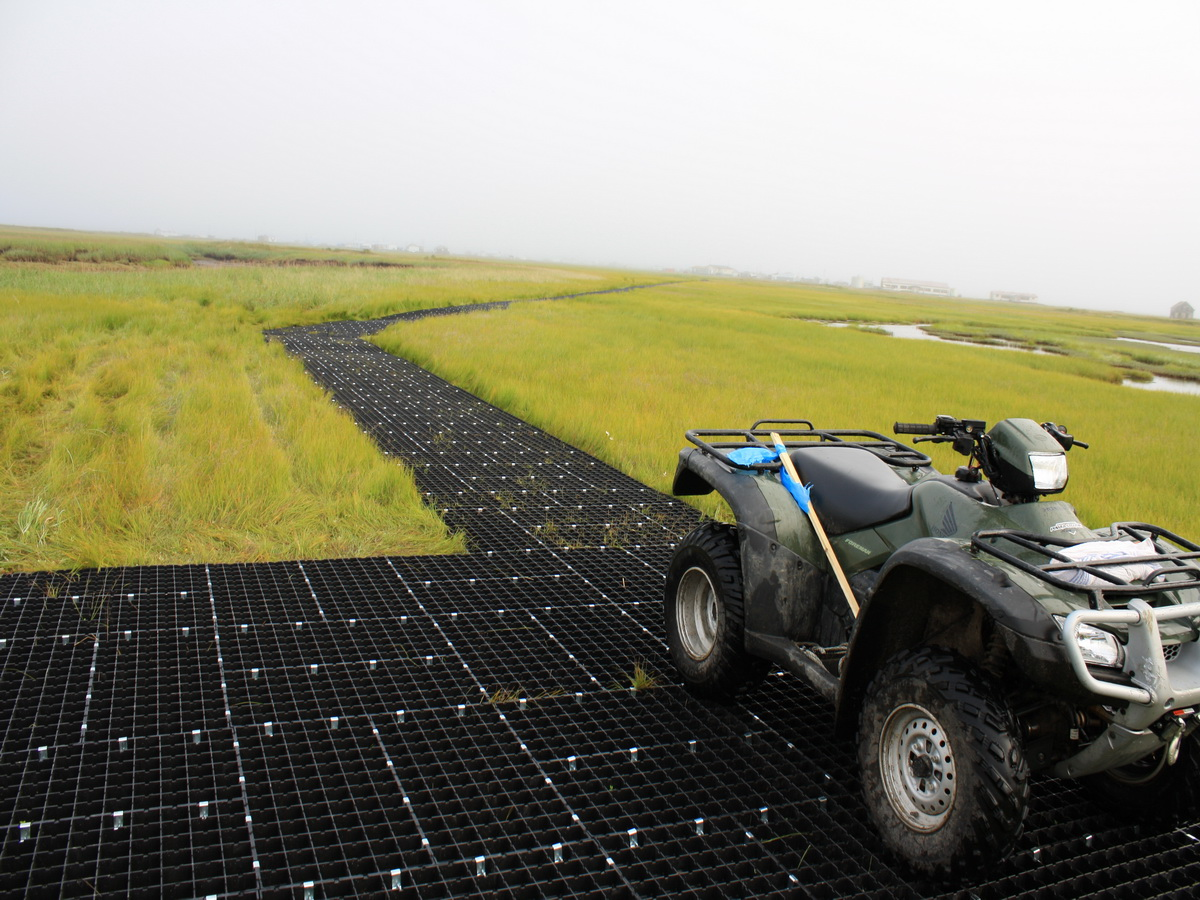 ATV Trails in Environmental Areas