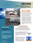 GEOWEB® Electrical Substation Access Roads